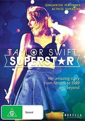 Blu-ray : Taylor Swift: Superstar (Australia - Import)