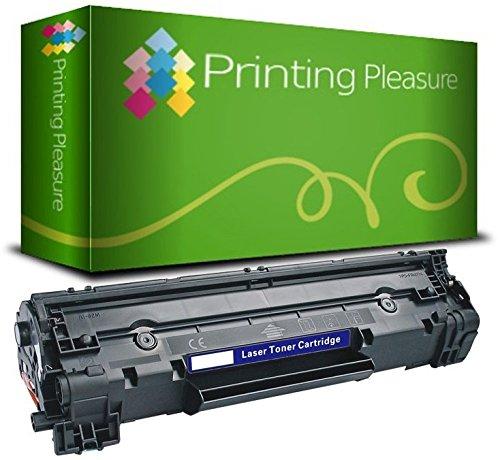 60 opinioni per Printing Pleasure CF283A / 83A Toner Compatibile per HP Laserjet Pro