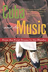 Cuba and Its Music Paperback