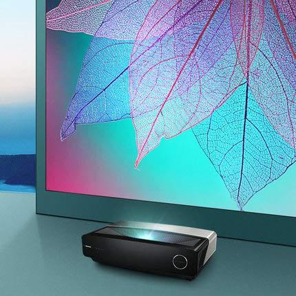 Generic Hisense 80L5D Projector 3840 * 2160 4K UHD LED Projector ...