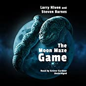 The Moon Maze Game: Dream Park, Book 4 | Larry Niven, Steven Barnes