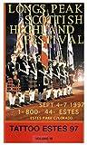 Longs Peak Scottish Highland Festival Tattoo Estes, Colorado 97 (Sep 4th to 7th, 1997) Volume 10