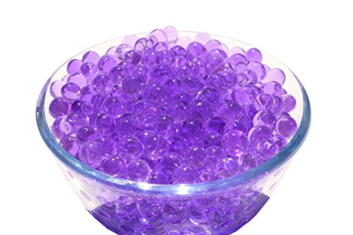 SHEING Decoration Vase Filler - Transparent Reuseable Water Beads Gel - 11 Colors - Almost 5000PCS per pack,YOU are the
