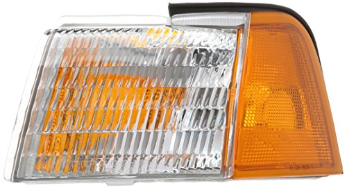 Depo 331-1552L-US Ford Thunderbird/Mercury Cougar Driver Side Replacement Parking/Signal Light (Thunderbird Drivers Side Parking Light)