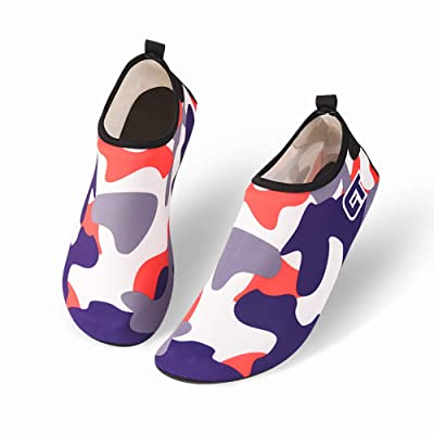 cituo Kids Water Shoes Beach Swim Quick Dry Non-Slip Barefoot Sports Shoes Aqua Socks for Boys Girls Toddler and Womens: Shoes
