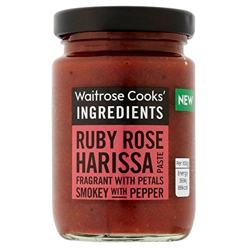 Cooks' Ingredients Ruby Rose Harissa Paste - 95g (0.21lbs)