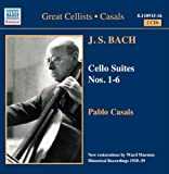 J.S. バッハ:6つの無伴奏チェロ組曲(カザルス)(1929 - 1939)