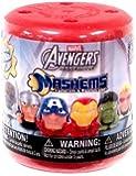 Marvel Mash'ems Avengers Assemble Squishy Mini Figure PACK [1 Random Figure] by Spider-Man