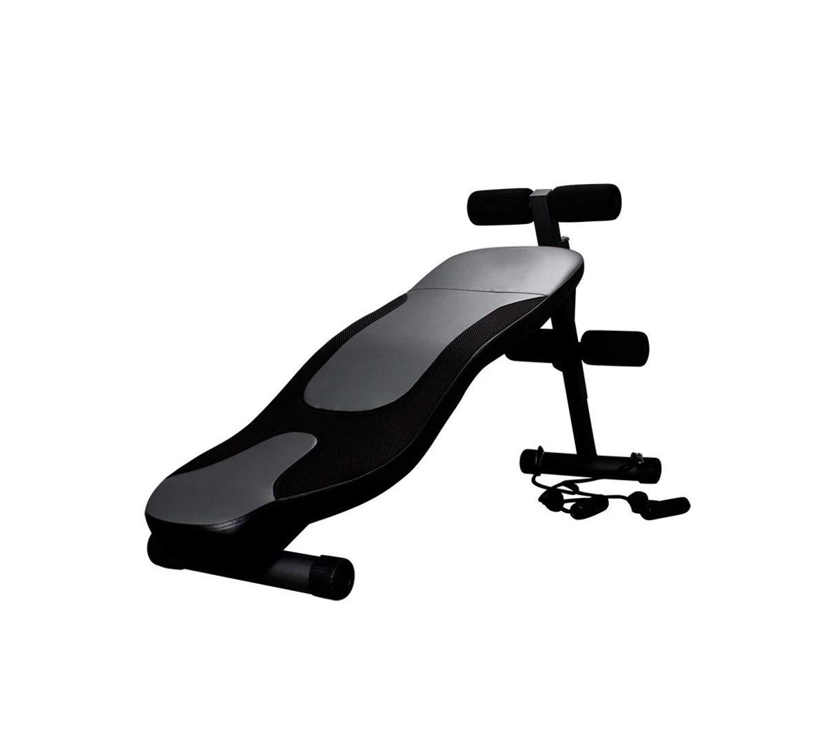 ShiMin S型仰向けボードフィットネス機器ホーム多機能腹部腹筋ボード腹部ボード ShiMin   B07QR5LSTW