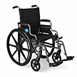 Best Wheelchairs - Medline Lightweight and User-Friendly Wheelchair with Flip-Back Desk Review