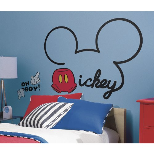 RoomMates RMK2560GM Mickey Friends Decals