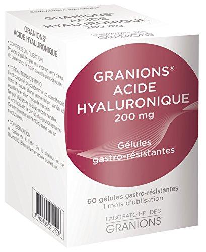 EA PHARMA GRANIONS Acide Hyaluronique 200 mg (60 gélules)