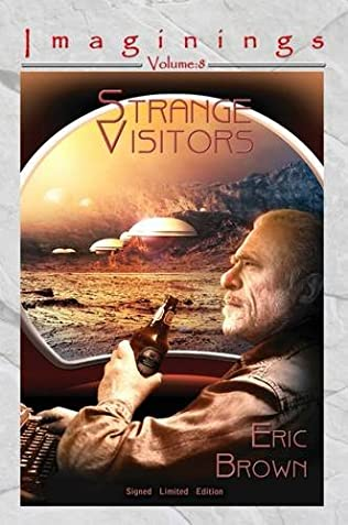 book cover of Strange Visitors