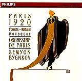 Paris 1920 - Poulenc: Les biches (The Does) / Milhaud: Le boeuf sur le toit (The Bull on the Roof) / Honegger: Pacific 231