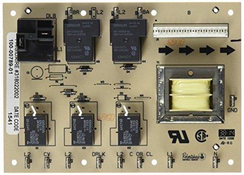 Electrolux 318022002 Frigidaire Relay Board