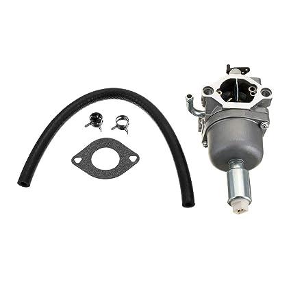Forspero Carburador para Briggs & Stratton 796587 591736 594601 19 ...
