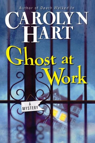 Read Online Ghost at Work (Bailey Ruth Mysteries, No. 1) pdf epub