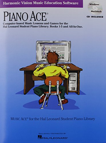 Piano Ace Computer-based Music Lessons and Games for the Hal Leonard Student Piano Library. from Hal Leonard