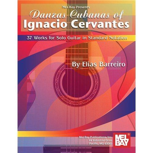 Elias Barreiro: Danzas Cubanas. Partituras para Guitarra: Amazon ...