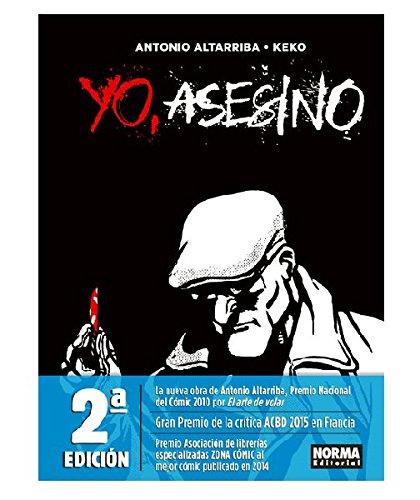 Descargar Libro Yo, Asesino ) Keko Altarriba