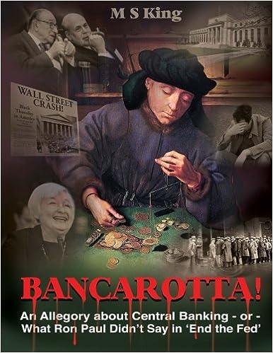 Image result for bancarotta m s king