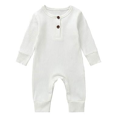 MYONA Traje de Recien Nacido Nino, Infantil Disfraz Una Pieza Pijama ...