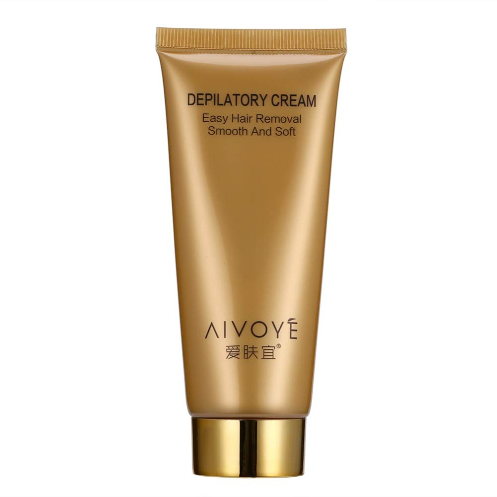 Leo-4Beauty - AFY Depilatory Cream Hair Removal Men and Women Face Genitals Axillary Smooth Skin Hair Remove Whole Body Health Care