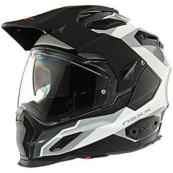 NEXX X.D1 Baja Titanium Motorcycle Helmet (X Large)