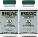 Cheap Essiac 500 Mg, 60 Vegetarian Capsules (2 Pack)