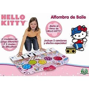 Hello Kitty - Alfombra de Baile