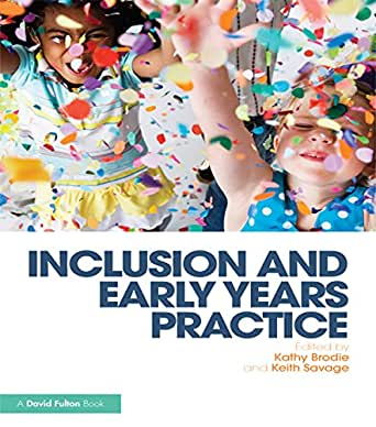 essays on inclusion in early years The play and exercise in early years research project was sponsored by the department for culture, media and sport (dcms), in order to broaden the evidence.
