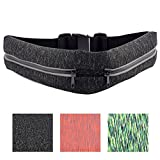 Limiwulw Running Belt Waist Pack for Women&Men Water Resistant Adjustable Fanny Pack for Hiking Cycling Climbing Fits All Kinds of Smart Phones-Fitness Gear Accessories