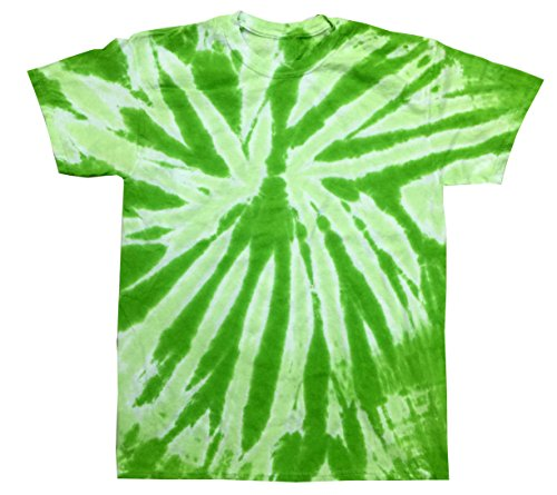 Colortone Tie Dye T-Shirt Kids 14-16 Twist - Twist Kids