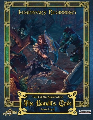 The Bandit's Cave (Trail of the Apprentice) (Volume 1)