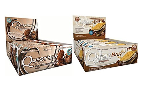Quest Bar S'mores Box of 12 - 7