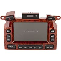 Reman OEM In-Dash Navigation Unit For Toyota Highlander 2006 2007 - BuyAutoParts 18-60489R Remanufactured