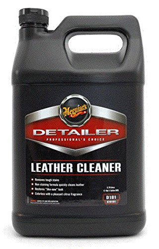 Meguiars D18101 Leather Cleaner 1gal ()