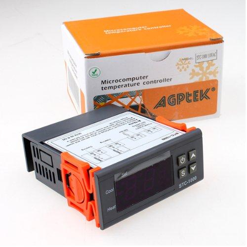 AGPtek Digital All-purpose Temperature Controller STC-1000 w