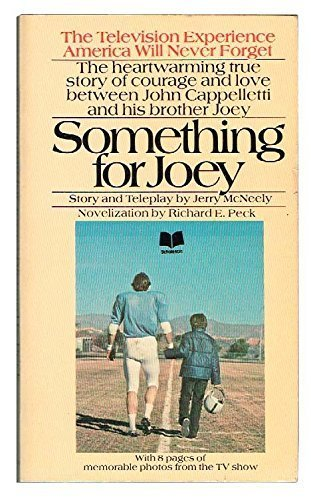Something for Joey by Peck, Richard (January 1, 1978) Mass Market Paperback