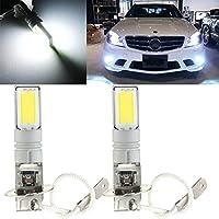 AUDEW 2 x H3 bombilla luces antiniebla 2