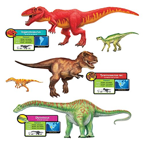 TREND enterprises, Inc. Discovering Dinosaurs Bulletin Board (Dinosaur Bulletin Boards)