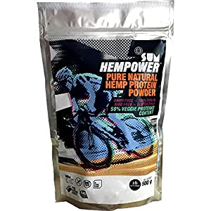 SUM HEMPOWER – Plant Based Natural Hemp Protein ...