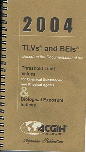 Descargar Libro 2004 Tlvs And Beis: Based On The Documentation Of The Threshold Limit Values For Chemical Substances And Physical Agents & Biological Exposure Indices ... And Biological Exposure Indices For ) Desconocido