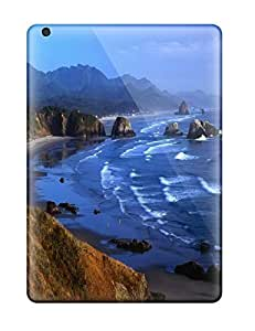 Awesome Design Coastline Hard Case Cover For Ipad Air