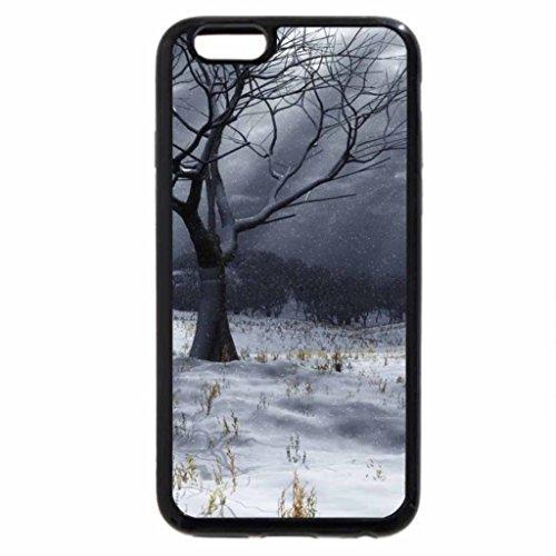 iPhone 6S / iPhone 6 Case (Black) Winter