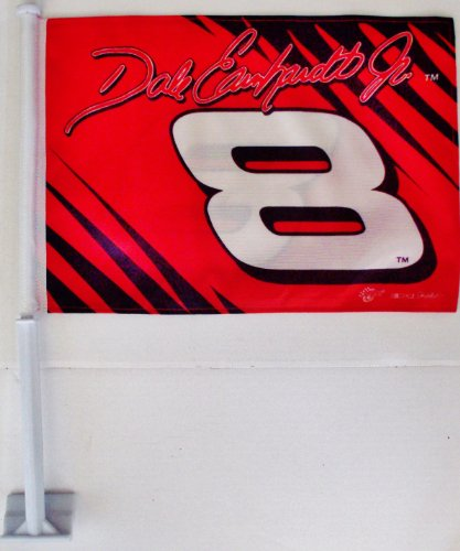 - Dale Earnhardt Jr Car Flag