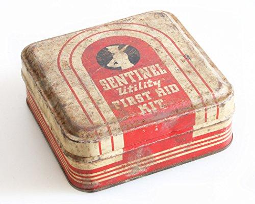 vintage first aid kit - 8