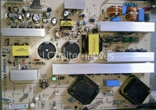Repair Kit, LG 47LB5D, LCD Monitor, Capacitors, Not the Entire Board