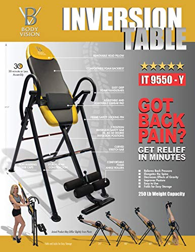 Buy inversion tables 2018