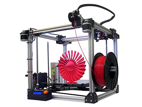 Fusion3 F306 Commercial Grade 3D Printer, Single Extruder and Base (6 month) Warranty